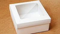 "Коробочка ""Подарочная"" М0027-о7, размер: 140*140*70 мм"