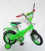 Велосипед 2-х колес 12 151208 1шт со звонком, зеркалом