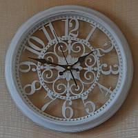 Настенные интерьерные часы (35х35х5 см.)
