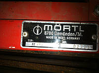 Отделитель Рапсового стола MöRTL 8780  Case 2388