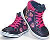 Детские ботинки для девочек Apawwa Польша размеры 26-31, фото 4