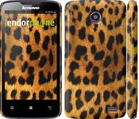 """Чехол на Lenovo A820 Шкура леопарда """"238c-68"""""""