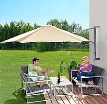 Садовий парасолька настінний 3 м