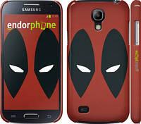 "Чехол на Samsung Galaxy S4 mini Duos GT i9192 Deadpool v2 ""3530c-63"""