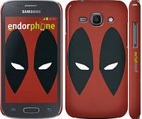 "Чехол на Samsung Galaxy Ace 3 Duos s7272 Deadpool v2 ""3530c-33"""