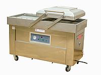 Вакуумная машина TEKOVAC 500/2KX (двухкамерная, передвижная)