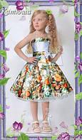 Детское нарядное короткое платье Катюша, ретро- прокат, Киев, Троещина