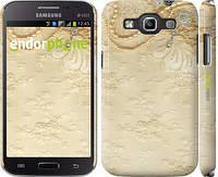 "Чехол на Samsung Galaxy Win i8552 Кружевной орнамент ""2160c-51"""