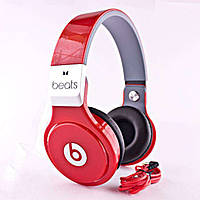 Наушники Monster Beats Pro by Dr.Dre Red HP-PRO MS-066 MS012, фото 1