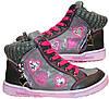 Детские ботинки для девочек Apawwa Польша размеры 26-31, фото 3