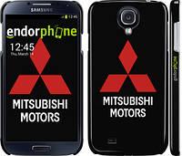 "Чехол на Samsung Galaxy S4 i9500 Mitsubishi. Logo ""3125c-13"""