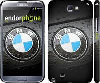 """Чехол на Samsung Galaxy Note 2 N7100 BMW """"845c-17"""""""