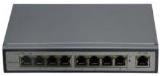 Неуправляемый POE коммутатор Tesla VSP-9044P ( 4 PoE+4 LAN+1 LAN)
