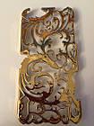Чехол-накладка Radiating Hollow Plastic Fandas Gold Cover для iphone 5/5S, Винница, фото 2