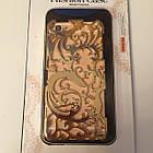 Чехол-накладка Radiating Hollow Plastic Fandas Gold Cover для iphone 5/5S, Винница, фото 3