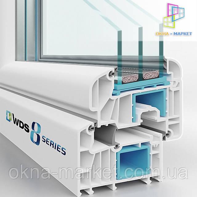 Качественные окна WDS 8 series
