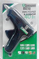 """Пістолет клейовий 11 мм 40 Вт """"Домашній Майстер"""""""