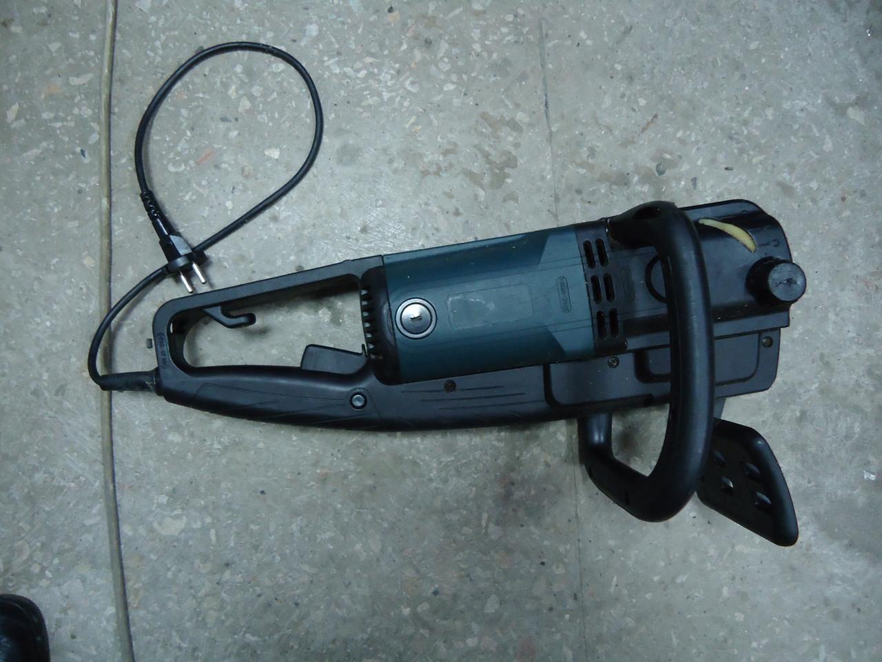 Электропила Chain saw 2450Вт на запчасти
