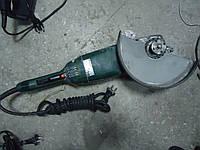 Мощная болгарка Metabo W 2000-230 на запчасти, фото 1