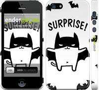 """Чехол на iPhone 5s Super Pussy """"3400c-21"""""""