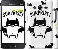 "Чехол на Samsung Galaxy Core 2 G355 Super Pussy ""3400c-75"""