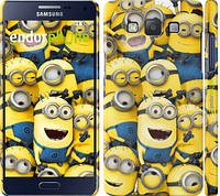 "Чехол на Samsung Galaxy A5 A500H Миньоны 8 ""860c-73"""
