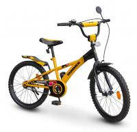 Велосипед 2-х колес 16 151605 1шт со звонком, зеркалом