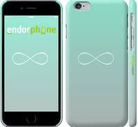 """Чехол на iPhone 6s Знак бесконечности """"3204c-90"""""""