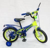 Велосипед 2-х колес 16 151613 1шт со звонком, зеркалом
