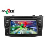Автомобильная мультимедийная система Gazer CM282-BL (Mazda 3)