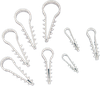 Крепёж ёлочка (круглый) Ø 8 белая