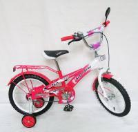 Велосипед 2-х колес 16 151603 1шт со звонком, зеркалом