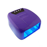 УФ лампа для сушки ногтей KT-805, 36 Вт