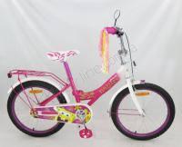 Велосипед 2-х колес 16 151604 1шт со звонком, зеркалом