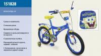 Велосипед 2-х колес 18 111806 1штСпринтер КР,со звонком,зеркалом,подножкой