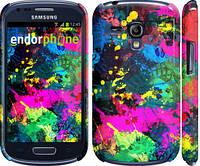 "Чехол на Samsung Galaxy S3 mini Кляксы ""2236c-31"""