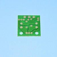 Радиоконструктор - регулятор мощности до 1КВт PCB216.1 (DB-3, BT136)  Радио-Кит