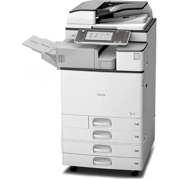 Офисный цветной МФУ Ricoh MP C2011SP формата А3/ 3в1. Принтер/сканер/копир.