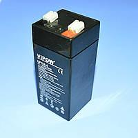Аккумулятор гелевый Vipow  4V  4.9Ah  BAT0271