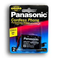 Аккумулятор PANASONIC Р-301( 600 mAh;T-107) TYPE2