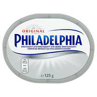 Сливочный сыр Philadelphia Original (сыр Филадельфия), 125гр.