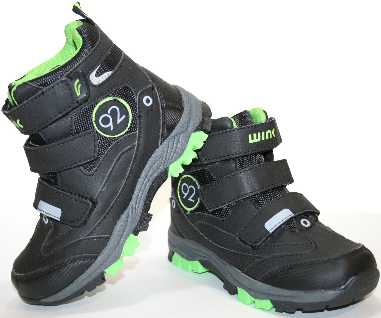 Детские демисезонные ботинки WINK, размеры 30-35
