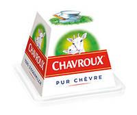 Сыр из козьего молока Chavroux 45% Bongrain 150г