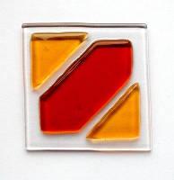 Фьюзинг декоративный элемент DA 028.60х60  Евротех