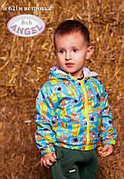 Ветровка детская Baby Angel р- ры 86-104