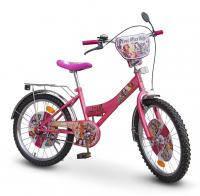 Велосипед 2-х колес 18 151810 1шт со звонком, зеркалом
