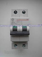 Автоматический выключатель General Electric G60 2-х полюсный 4А G62 C04 6кА(Венгрия)