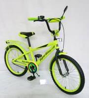 Велосипед 2-х колес 18 151804 1шт со звонком, зеркалом
