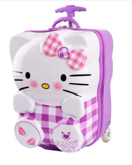 Детские чемоданы хелло китти недорого рюкзаки доктор конг фото