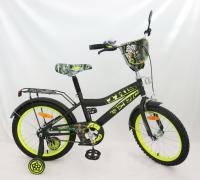 Велосипед 2-х колес 18 151812 1шт со звонком, зеркалом